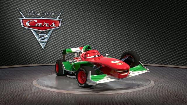 Quot Francesco Bernoulli Quot Disney Cars 2 Wallpaper