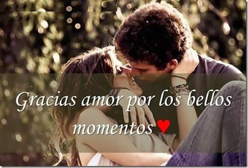 Besos y abrazos de amor