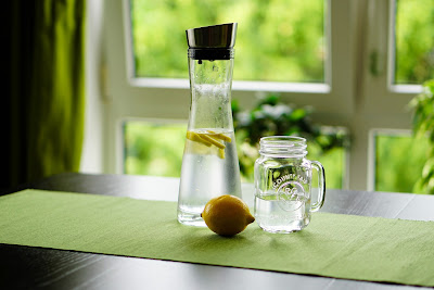 Woda z Cytryną - Dlaczego warto ją pić