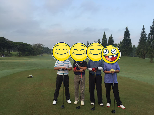 Pengalaman Main Golf di Klub Golf Bogor Raya