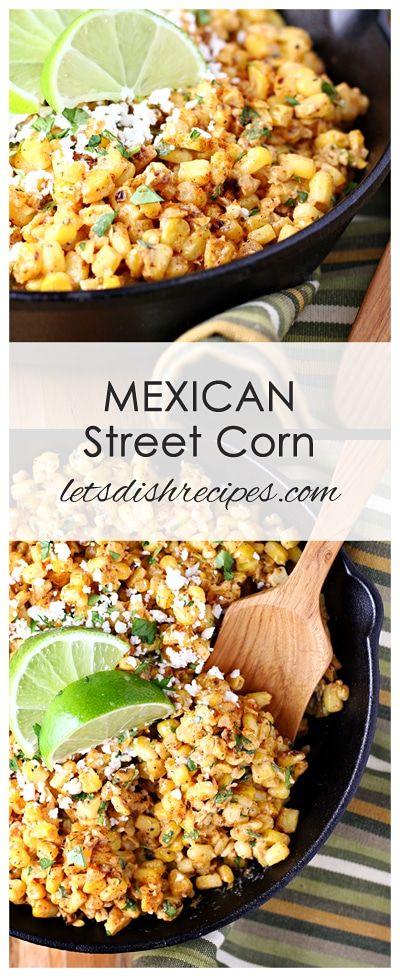 Mexícan Street Corn (Torchy's Copycat)