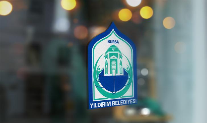 Bursa Yıldırım Belediyesi Vektörel Logosu
