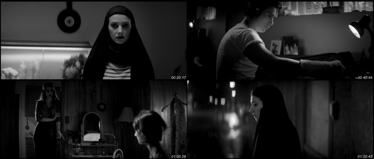 A Girl Walks Home Alone at Night 2014