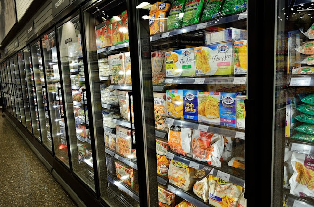 Commercial Refrigeration System