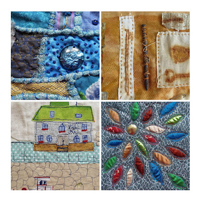 Exhibition - Jo and Ruby's Textile Medley