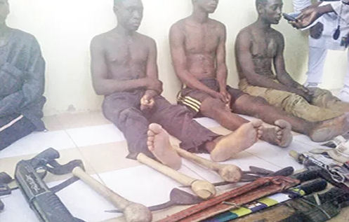 armed robbery gang zamfara