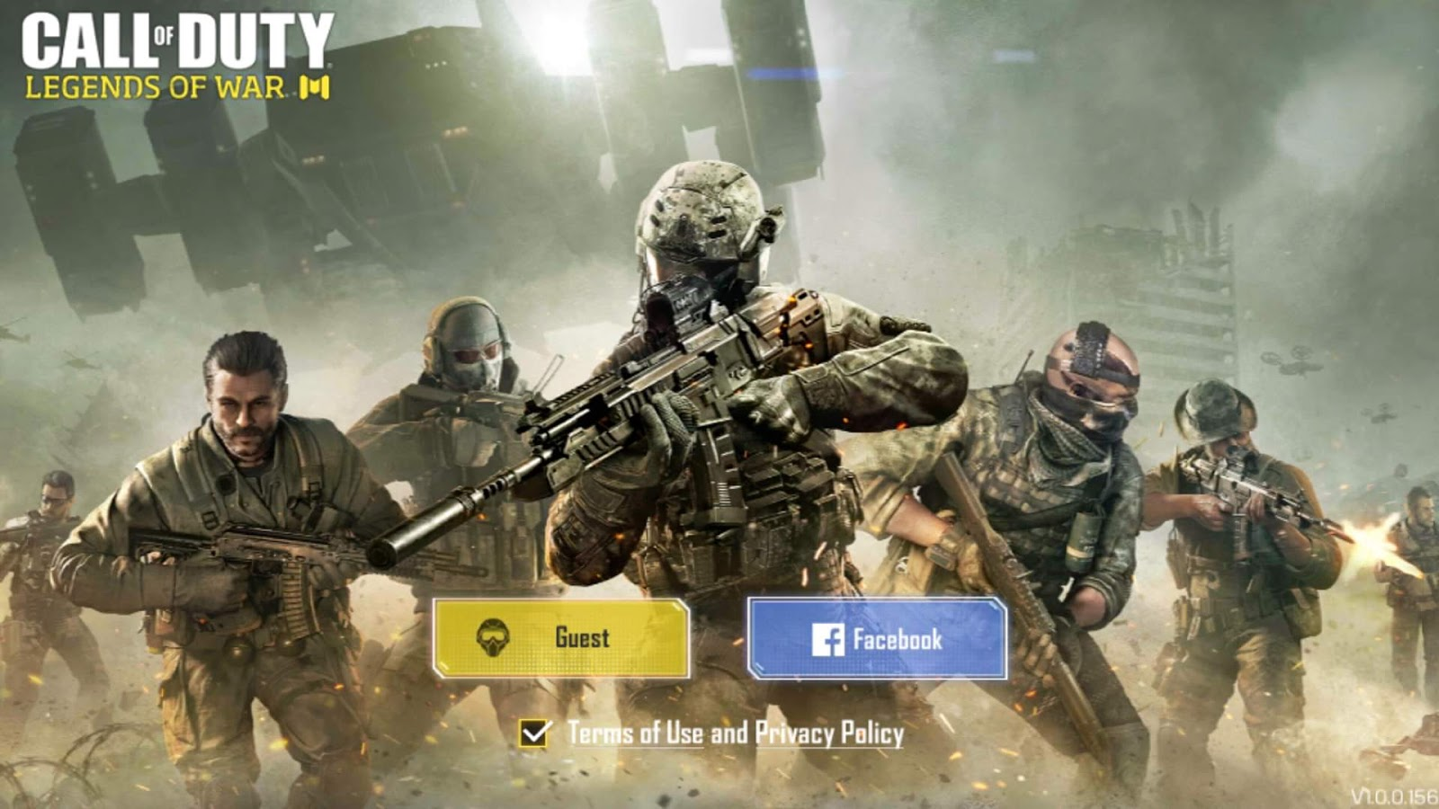 Download Call of Duty Mobile: Legends of War (APK+OBB) (Update 23/02/2019)