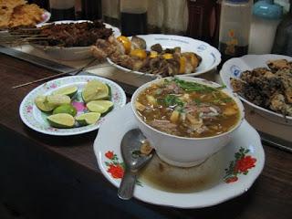 Kuliner khas Soto Kudus