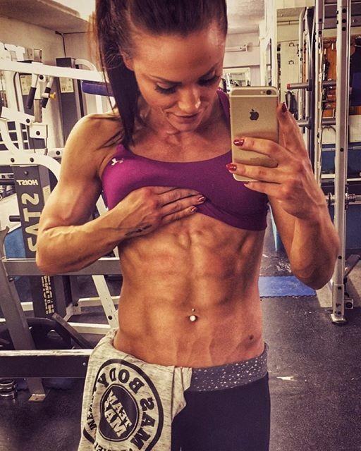 Fitness Model Meisha Pijot @meishapt
