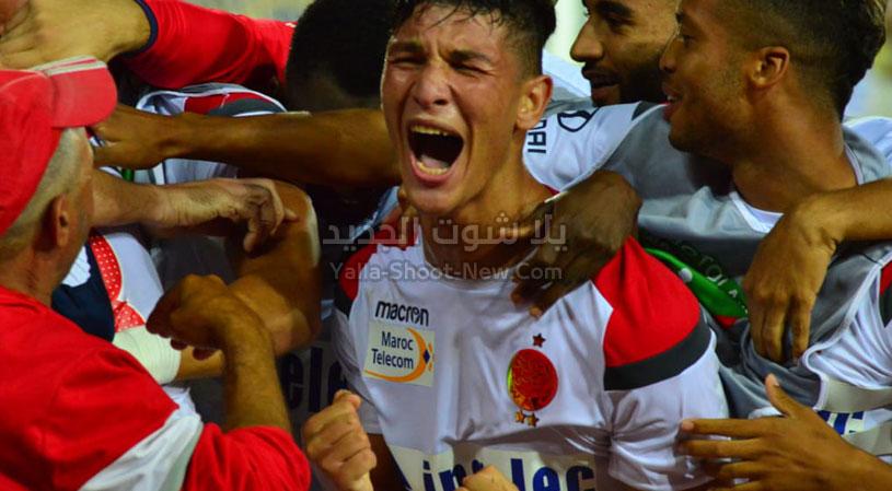 موعد مباراة الوداد الرياضي ونهضة بركان اليوم الاحد 10 / 11 / 2019 في الدوري المغربي