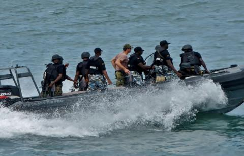 sea pirates killed police port harcourt rivers state