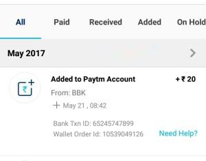 Paytm Loot :Krispy App – Trick To Get Rs 20 Paytm Cash Unlimited