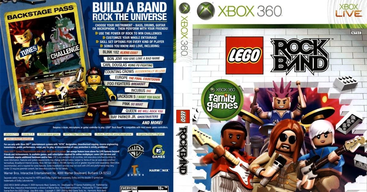 Ruy Games: Lego Rock Band