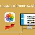 Cara transfer foto dari Oppo F7 ke komputer atau Mac