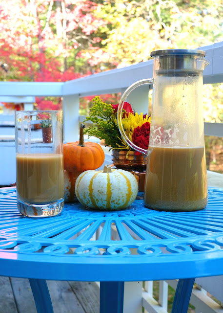 Pumpkin Spice Cashew Coffee Recipe