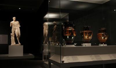 Έκθεση στη Βαρκελώνη με ελληνικά εκθέματα από το Βρετανικό Μουσείο