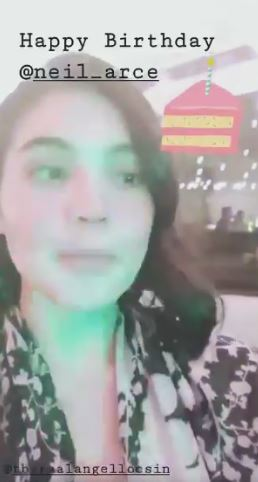 Anne Curtis Greets Neil Arce A Happy Birthday In An Instagram Story!