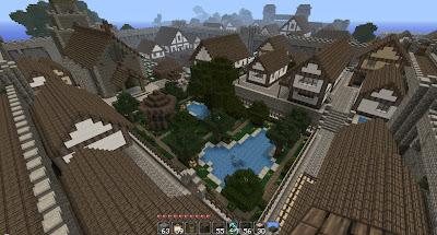 Ville M 233 Di 233 Vale Dans Minecraft Forums De Discussion Jeux