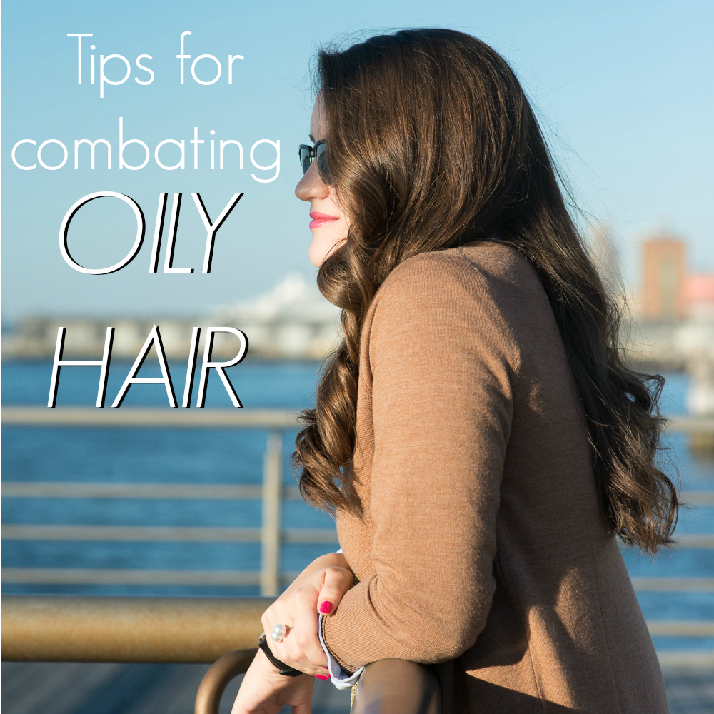 4 Tips and Secrets for Combating Oily Hair