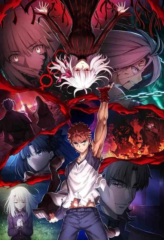 Visual Terbaru Film Ketiga Fate/stay Night: Heaven's Feel