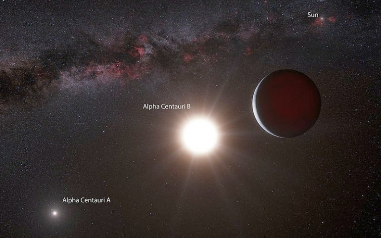 Earth-sized planet with a molten surface discovered ...