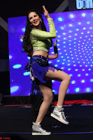 Sunny Leone Dancing on stage At Rogue Movie Audio Music Launch ~  294.JPG