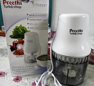 preethi turbochop review