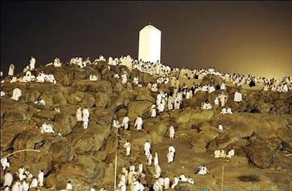 ما هو الشاخص الموجود على جبل عرفات مدونة المبدعون