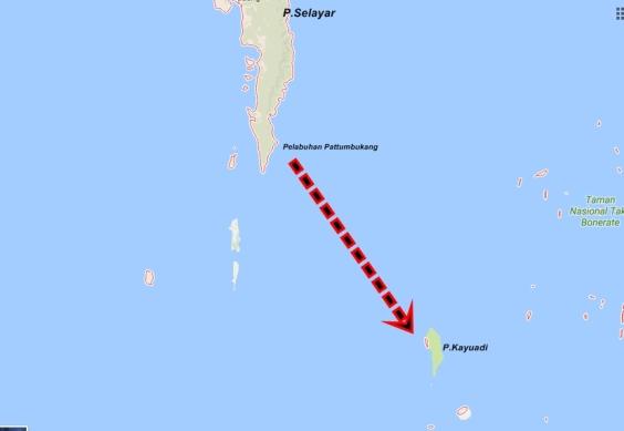 Warga Kayuadi Resah, Perahu Deng Tandeng, Dihadang Badai