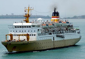 Jadwal Kapal Pelni Binaiya Terbaru Bulan Oktober 2019
