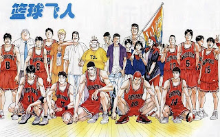 Slam Dunk Sub Indo : Episode 1-101 END | batch-