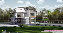 4 Bhk Modern Contemporary Style 2760 Sq-ft Home - Kerala