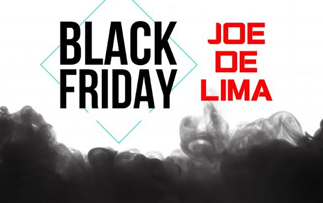 Black Friday: todos os livros do escritor Joe de Lima estão em promoção na Amazon