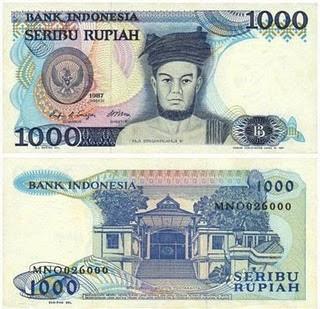 Rupiah 1000 7