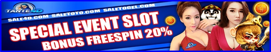 BONUS FREESPIN SLOT 20%