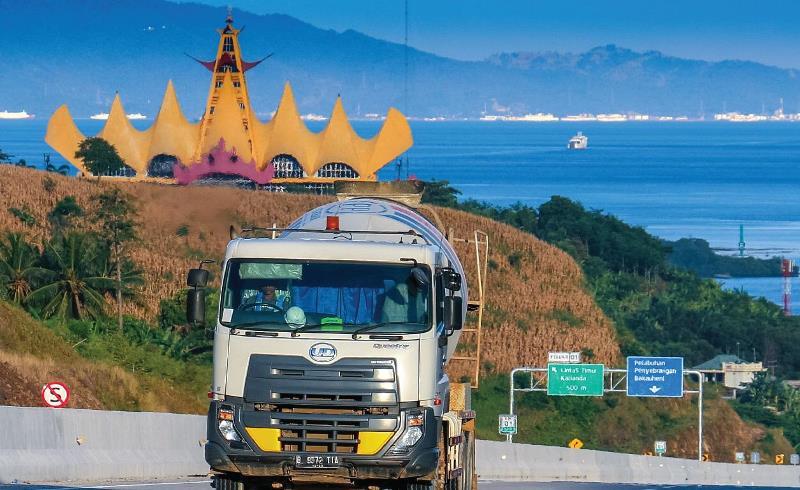 Tarif Tol Bakauheni - Terbanggi Besar 140,9 Km Akan Segera Diberlakukan