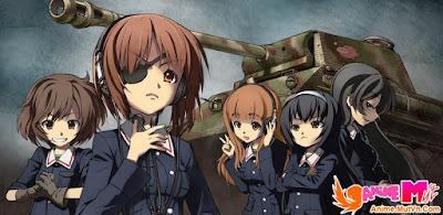 Girls und Panzer Specials