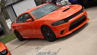 Dodge Charger RT Go Mango