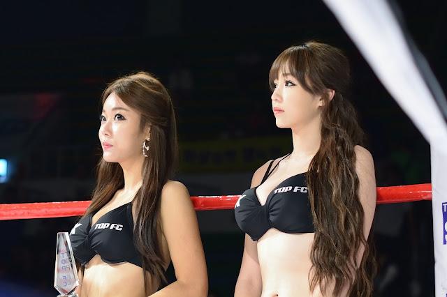 Lee Eun Hye 이은혜 Top FC Images 17