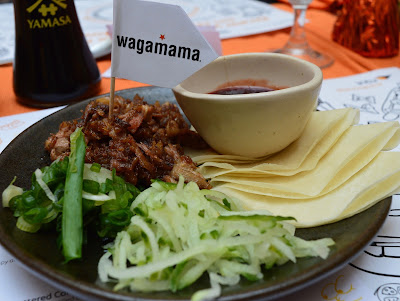 Our Guide to Family Restaurants & Children's Menus at intu Metrocentre - Duck and Pancakes Wagamama