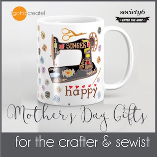 Perfect Gift for the Crafter-Sewist!