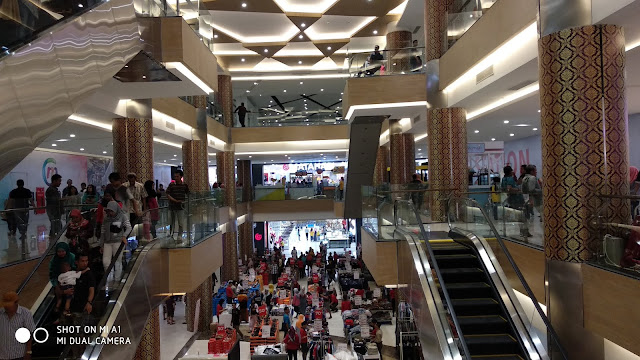 interior Gress Mall Gresik Mall