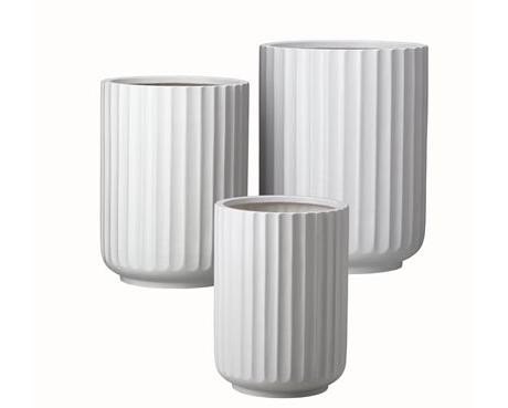 Marselisborg Krukke Hvid ~ Hjemme Design og Møbler Ideer