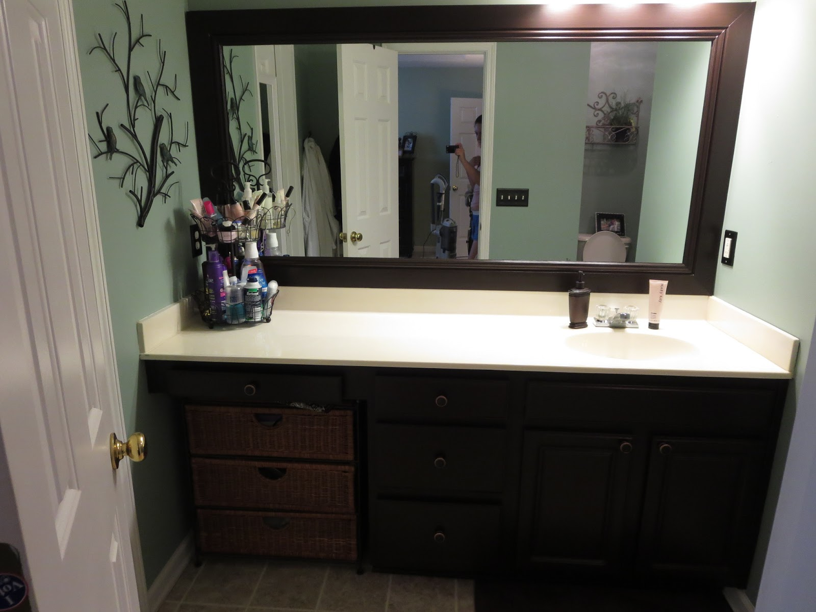 Finding Fairy Tales Diy Project 1 Bathroom Remodel