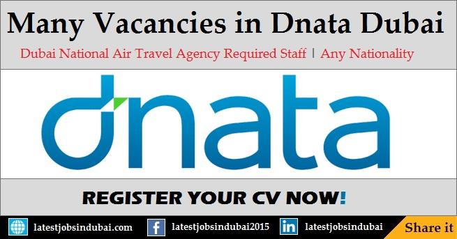 Dnata careers and job vacancies in Dubai