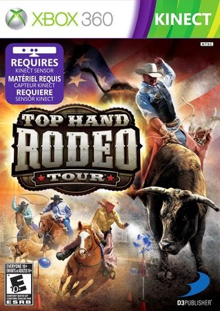 Top Hand Rodeo Tour XBOX360 free download full version