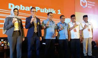 Survei Pilwalkot Bandung 2018: Oded-Yana Masih Teratas