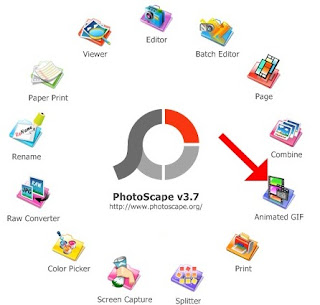 Cara Bikin Animasi GIF Bergerak dengan Photoscape DT:: Cara Gampang Membuat Animasi GIF Bergerak dengan Photoscape