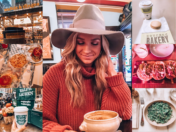 5 DAYS IN NYC WITHOUT STARBUCKS & WHAT I DRANK INSTEAD (+ FOOD GUIDE)