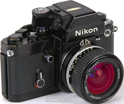 Nikon F2 Photomic AS